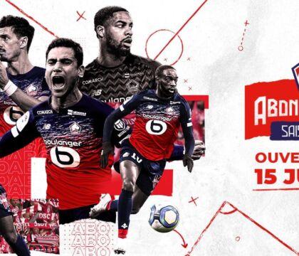 Lille, lanciata la campagna abbonamenti senza Osimhen e Gabr