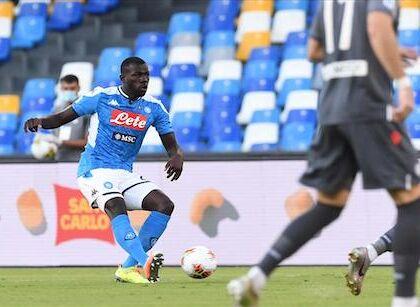 Pedullà: se il Napoli non vende in fretta Koulibaly, rischia di perdere Gabriel