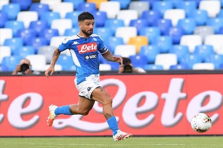 Insigne a Dazn: «A fine primo tempo Gattuso ci ha chiesto di riempire l'area, altrimenti non si fa gol»