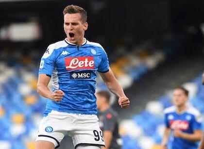 Tuttosport: se il Marsiglia non va in Champions Milik può tornare a Napoli con una clausola rescissoria di 12 milioni
