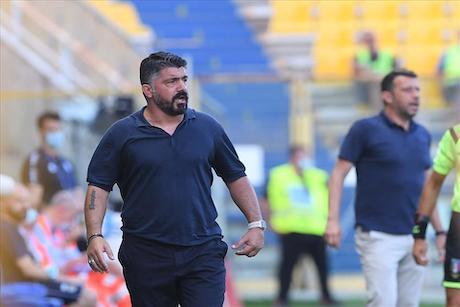 Gattuso: «Il covid li ha compattati. Forse abbiamo preso troppi complimenti»