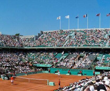 Roland Garros, sì al pubblico ma con le arene a capienza rid