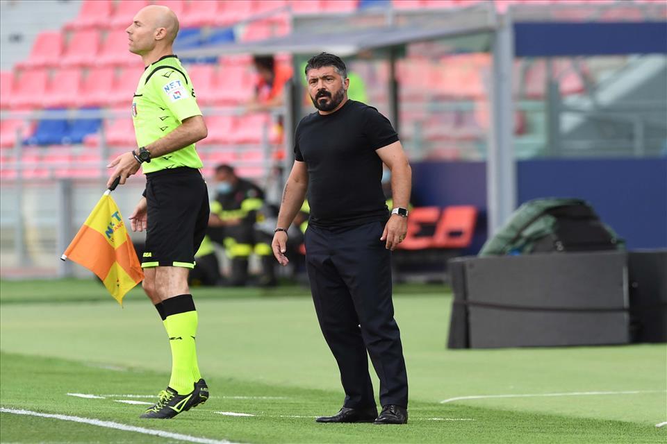 Gattuso deve stare attento a non creare un Napoli di titolari e uno di riserve