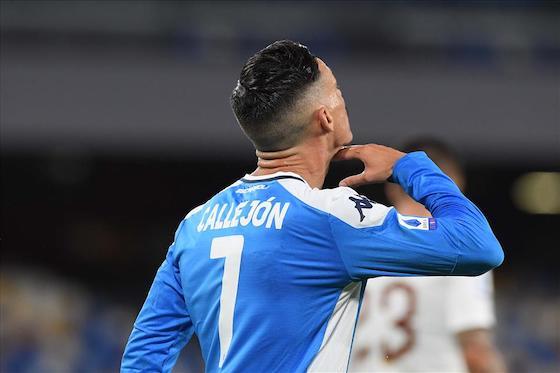 """Marchetti su Callejon: """"Bisognerebbe essere nella sua testa per capire cosa è successo"""""""