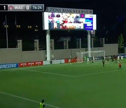 Usa, il calcio femminile da lezioni di colpo di tacco (VIDEO