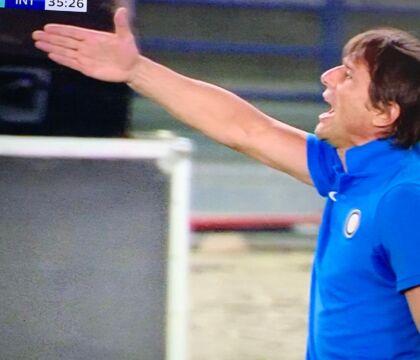 """Conte: """"Smentisco di aver sentito dirigenti e giocatori della Juventus"""""""