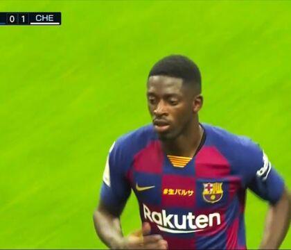 Barcellona, ok per Griezmann, non ci sarà Dembélé
