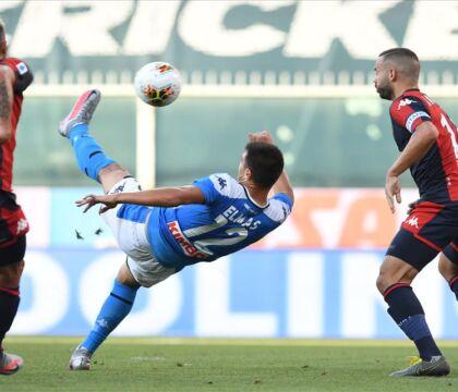 Il Napoli è la squadra che ottiene il maggior rendimento dal
