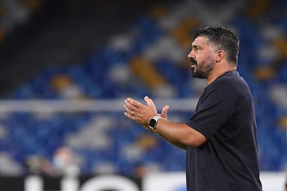 Gattuso: all'andata li abbiamo colpiti sul palleggio, non in contropiede