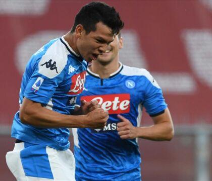 Napoli si accorge che Lozano non è un brocco