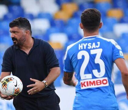 Gattuso vuole un Napoli a sua immagine e somiglianza: sette cessioni e quattro acquisti
