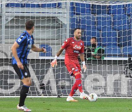 L'Atalanta gioca per due risultati, primo tempo 0 0