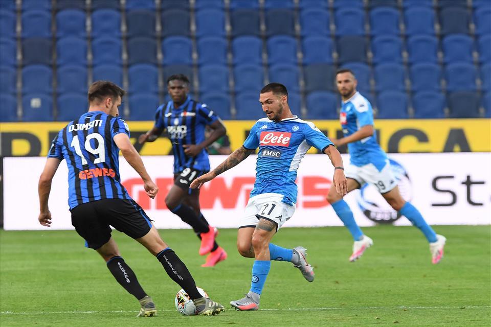 Atalanta-Napoli 2-0, pagelle / Un Napoli buono a metà e solo nel primo tempo