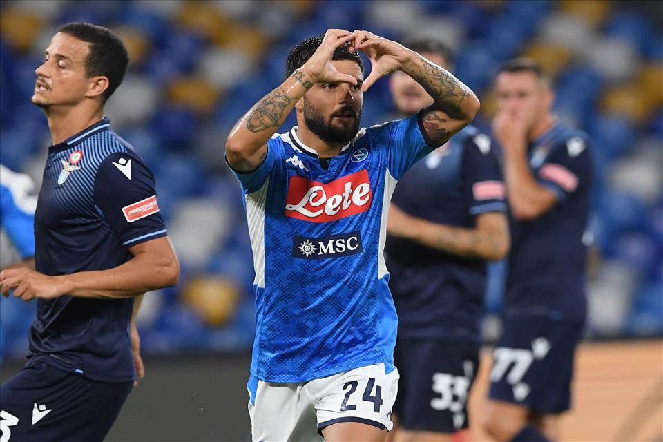 Barcellona-Napoli, formazioni / Insigne titolare. Manolas in difesa, Demme regista