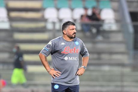 Tuttosport: Gattuso blocca le cessioni del Napoli