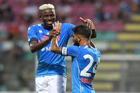 Corsport: Gattuso ancora non ha deciso se schierare Osimhen a Parma