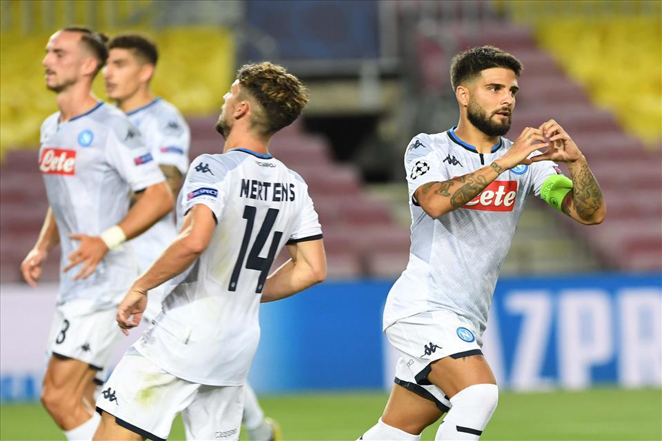 Barça-Napoli 3-1, pagelle / Per carità, confermate Gattuso. Altrimenti ci restituiscono il pacco Sarri