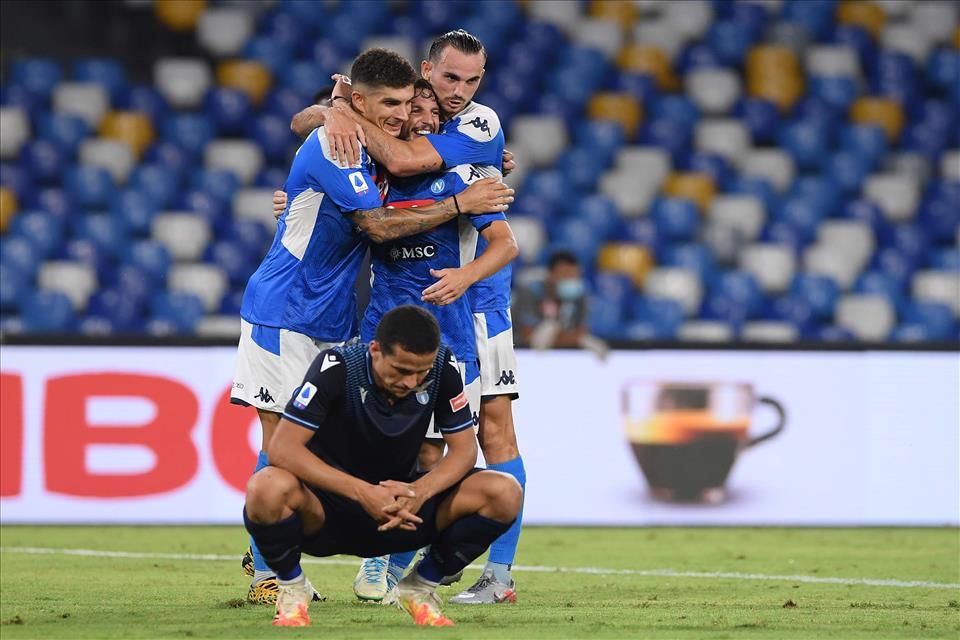 Napoli-Lazio 3-1, pagelle / Il settimo posto indica che è stato un campionato de mierda