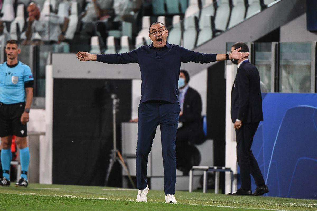 Corriere: il ritorno di Sarri a Napoli è impossibile