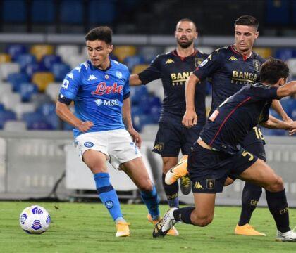 Il Secolo: 8 9 i giocatori del Genoa contagiati che erano in campo o in panchina contro il Napoli