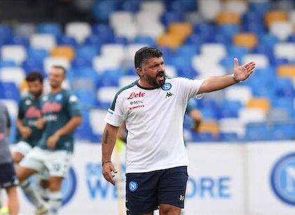 """Il Mattino si arrende: """"rinnovo bloccato, per Gattuso decisive le prossime tre partite"""""""