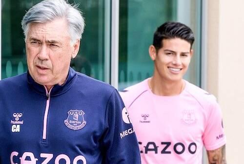 Il Banfield vittima delle fake news: «James all'Everton a costo zero, non ci spetta nulla»