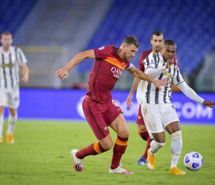 Crosetti: Roma Juve, Dzeko non ha giocato nella Juve. Neppure Alvaro Morata