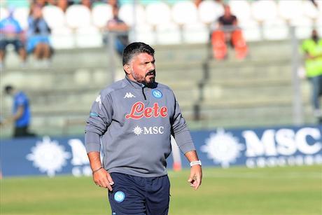 Con la frase sulle mascherine, Gattuso è diventato l'idolo di Feltri e Belpietro
