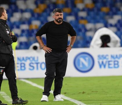 Gazzetta: il coraggio di Gattuso e del suo Napoli è una ventata di novità per il campionato