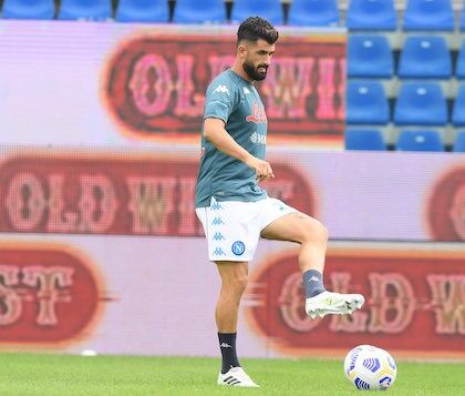 Lo Spartak Mosca vuole Hysaj, offerti 7 milioni al Napoli