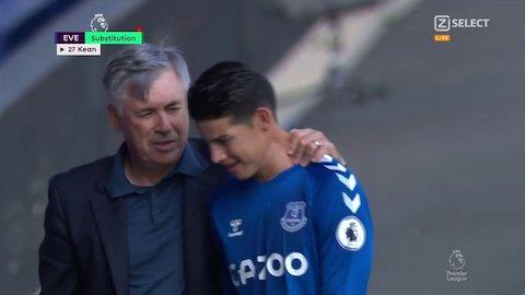 Gazzetta: effetto James, in Colombia molti bambini battezzati col nome Everton