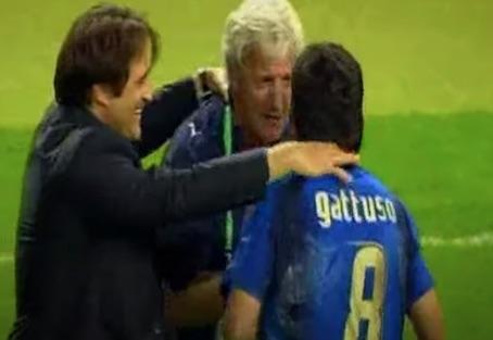 Lippi e i ragazzi del 2006: «Gattuso è il più grande di tutti. Non si fissa con le sue idee»