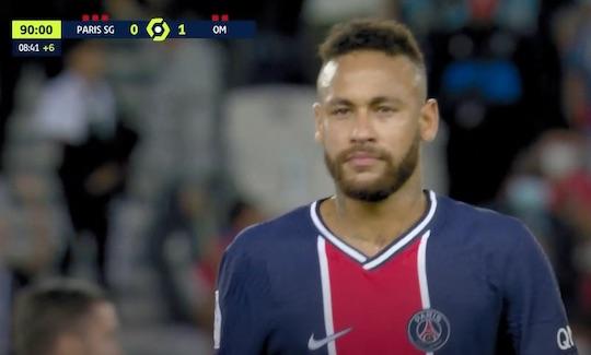 Psg-Marsiglia 0-1 con rissa finale: 5 espulsi, anche Neymar (VIDEO)