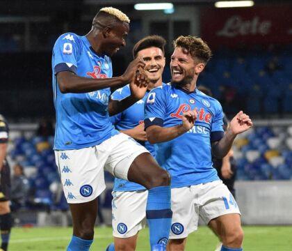 Napoli Genoa 6 0, pagelle / Lozano e Osimhen incarnano la fuoriuscita dall'incubo del 4 3 3