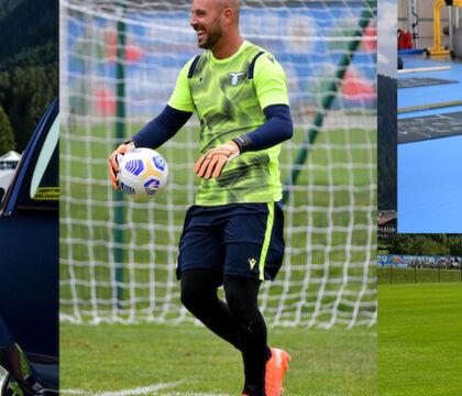 CorSport: Lazio, contro il Bologna il debutto di Reina titolare