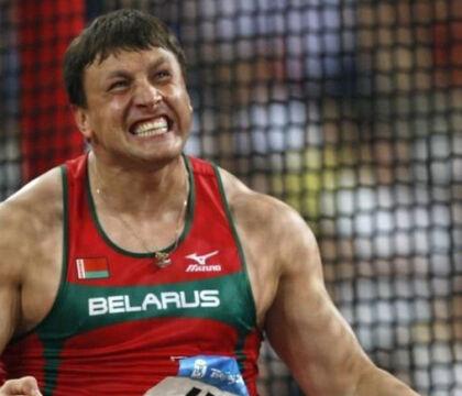 """E' un """"campione"""" dopato, lo fanno presidente della federazione di atletica leggera"""