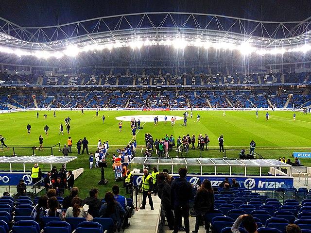 """La Real Sociedad chiude l'Anoeta: """"Situazione grave, col Napoli niente pubblico"""""""