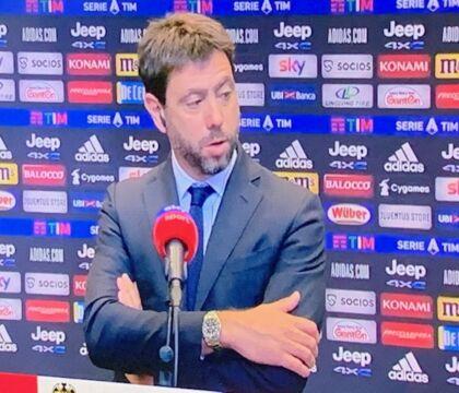"""Libero: """"Già in settimana l'Uefa potrebbe squalificare la Juventus dalla Champions"""""""