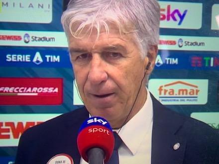 Gasperini: «E' stata una partita pesante, per la direzione di gara e l'avversario. Siamo furibondi»