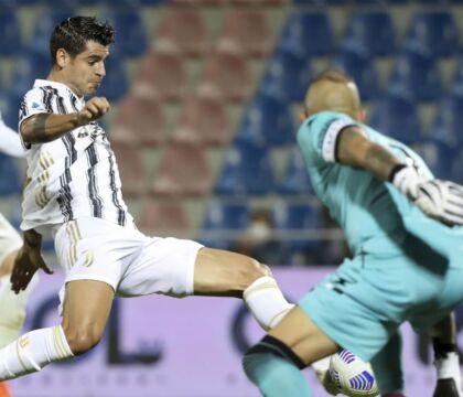 Juve, senza Ronaldo è pareggite: fermata da Crotone, Verona e Benevento