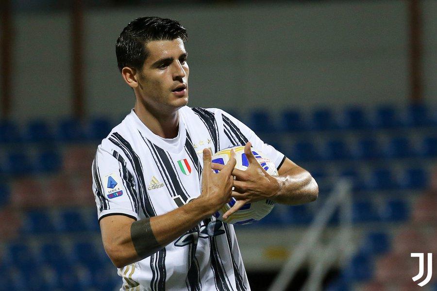 Due giornate di squalifica a Morata per aver insultato l'arbitro
