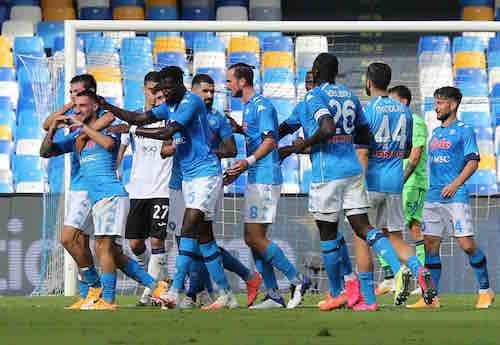 Napoli-Atalanta 4-1, pagelle / Il più bel Napoli di Gattuso, senza palleggio sterile e con il divino Osimhen