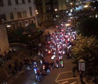 Il Corrmezz: «In piazza a Napoli i violenti in ordine sparso, gli organizzatori non sapevano niente»