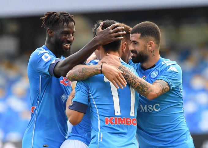 """Duka (Uefa): """"La gara tra Napoli e Az non è a rischio"""""""