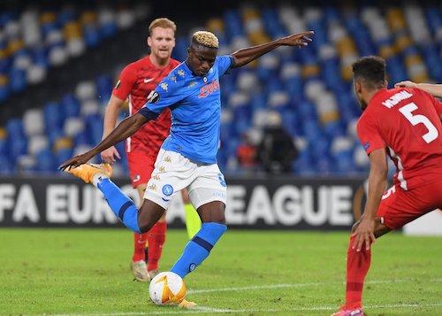 Basta mezzo Az Alkmaar per battere il Napoli titolare (0-1)