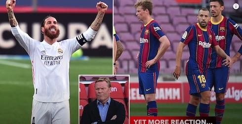 Un audio incastra l'arbitro di Barça-Real sul rigore di Ramos. Il Barça vuole che venga reso pubblico