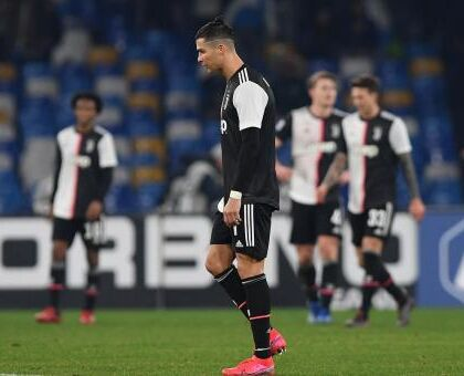 Il messaggio di Allegri a Ronaldo: meno record e polemiche e più esempio in allenamento e partita