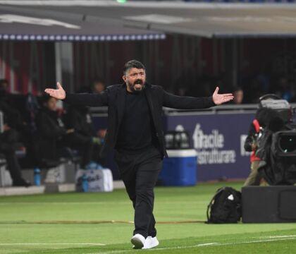 Gattuso: «Non so se a Napoli è più importante San Gennaro o Maradona»