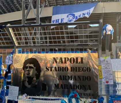 Don Tonino Palmese: «Aggiungiamo Maradona allo stadio ma non togliamo San Paolo»