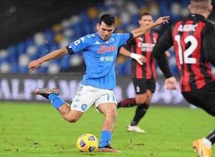 Il Napoli ha perso da squadra pollastra